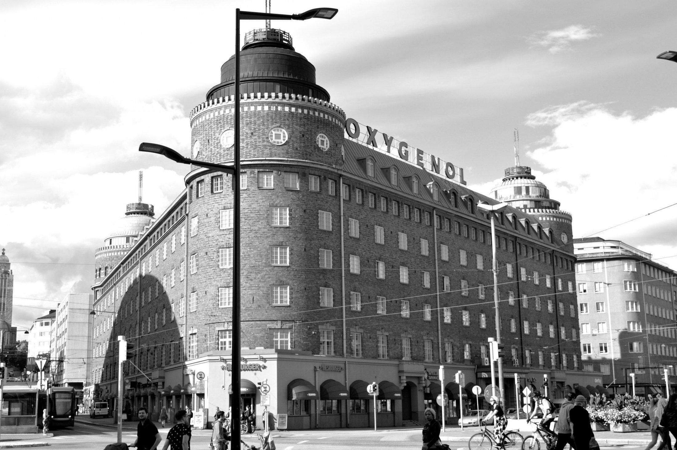 Helsinki-scaled